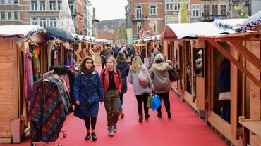 Namur à l'heure des fêtes de fin d'année