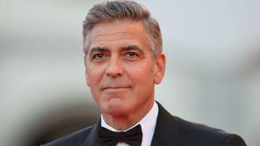 """George Clooney devrait faire le voyage cannois pour """"Money Monster"""" de Jodie Foster, hors compétition, dans lequel il incarne un gourou de la finance et animateur de télévision"""
