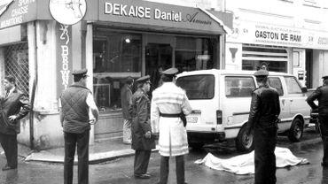 L'armurerie Dekaize où a eu lieu un des braquages