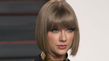 Taylor Swift nommée dans six catégories aux MTV Europe Awards