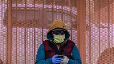 Coronavirus: les Etats-Unis passent la barre des 13millions de contaminations