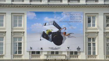 """Intempéries - Les musées """"Magritte"""" et """"Fin-de-siècle"""" fermés en raison d'une panne de courant"""