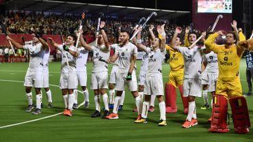 """""""La différence face à l'Allemagne ? Les Red Lions sont champions du monde !"""""""