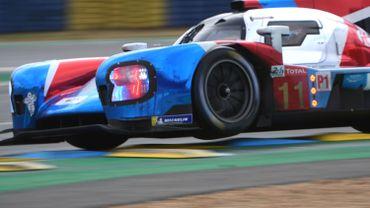 """Vandoorne après sa 3ème place au Mans: """"Nous sommes très satisfaits, nous n'avons pas commis d'erreur"""""""