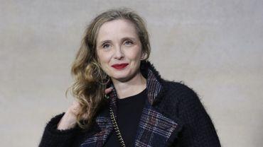 """L'actrice française Julie Delpy présentera son prochain film """"Lolo"""" au festival des Venice Days"""