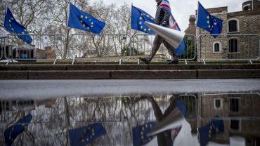 Brexit: nouvelles discussions Londres-UE à moins d'un mois du divorce