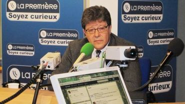 Jacques Revah, ambassadeur d'Israël en Belgique