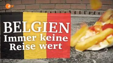 Le Belgium bashing à la cote en ce moment ...