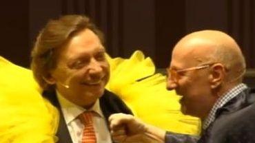 Michel Daerden et Jacques Mercier