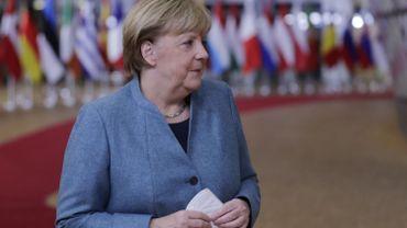 """Sommet européen: Merkel appelle à """"des compromis"""" sur le Brexit, De Croo veut un accord """"équilibré"""""""