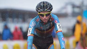Femke Van den Driessche arrête le cyclo-cross