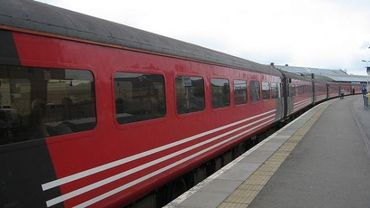 Perturbations sur le rail hier jeudi à cause d'un jet de pierres