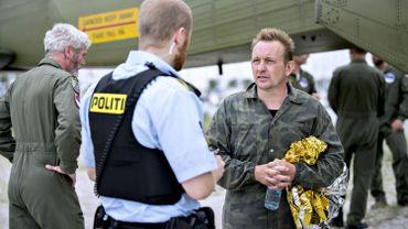 L'inventeur Peter Madsen poursuivi pour le meurtre de la journaliste danoise Kim Wall