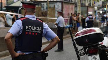 """Attentat à Barcelone: """"pas de barrière physique mise en place"""" sur la Rambla"""
