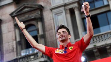 GP de F1 d'Italie: Bis repetita pour la nouvelle star Leclerc ?