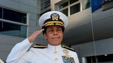Une femme amiral à la tête du commandement militaire de l'Otan à Naples