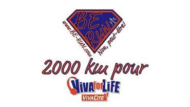2000 kms pour Viva for Life!