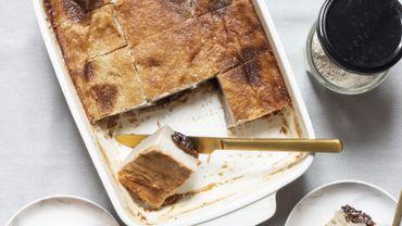 Far breton à la farine de sarrasin.