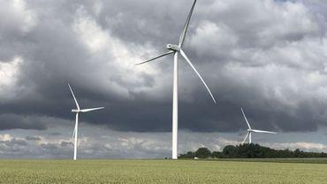 Innovation en Belgique : un système permet d'éteindre à distance les feux lumineux des éoliennes