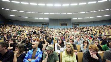 Les auditoires devraient être prêts pour la rentrée 2012