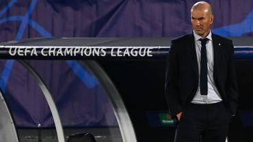 Zinedine Zidane s'est exprimé après la défaite du Real Madrid contre le Shakthar Donetsk.