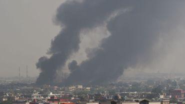 Afghanistan: forte explosion dans le centre de Kaboul, bilan encore inconnu