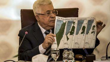 """Le président palestinien Mahmoud Abbas annonce une rupture de """"toutes les relations"""" avec Israël et les Etats-Unis"""