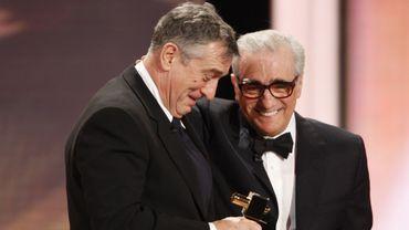 """Robert De Niro et Martin Scorsese se retrouveront en 2017 pour tourner leur neuvième film ensemble, """"The Irishman"""""""