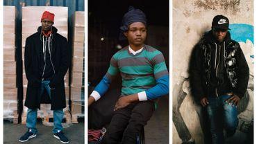 """""""Des sneakers comme Jay-Z"""", le projet photos qui fait parler les migrants et leurs vêtements"""