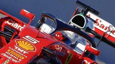 Essais de Barcelone, dernier jour: Vettel devant Sainz Jr