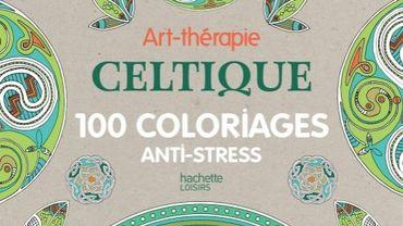 Coloriage Anti Stress Celtique.Les Coloriages Pour Adultes Arme Anti Stress Et Niche A Succes