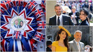 Qui sont les principaux invités du mariage de Meghan et Harry?