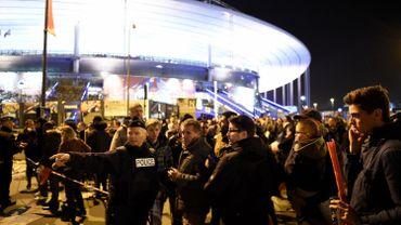 Stade de France, le 13 novembre 2015