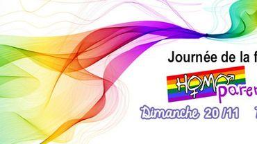 Le journée de la famille homoparentale c'est ce dimanche 20 novembre à Durbuy