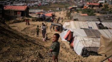 Plus de 655.000 Rohingyas de l'Etat Rakhine en Birmanie ont rejoint le Bangladesh depuis un coup de force militaire en août