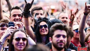 Classic 21 Metal au Graspop 2018: photos et comptes-rendus