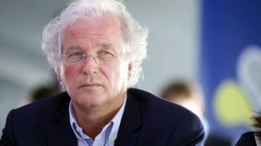 Didier Gosuin, 65 ans et déjà 41 années de fonctions exécutives sans interruption.