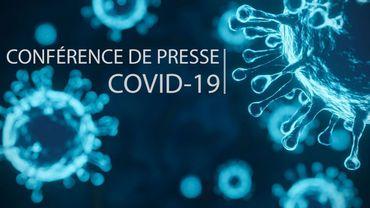 Coronavirus en Belgique : suivez la conférence de presse du centre de crise en direct vidéo