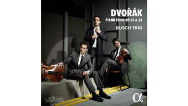 Dvorak, Trios à clavier - Busch Trio