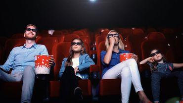 Diminution pour le taux de fréquentation au cinéma