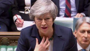 Brexit: May propose un nouveau vote aux députés sur son accord de Brexit d'ici le 20 mars