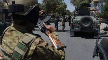 Un attentat à Kaboul en juillet 2017