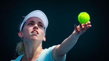 Huit matches du 1er tour dames, dont celui d'Elise Mertens, de nouveau reportés
