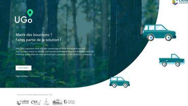 Ugo.be, le nom du nouveau site Internet de la plateforme de covoiturage