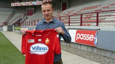 Daan Van Gijseghem se relance à Mons