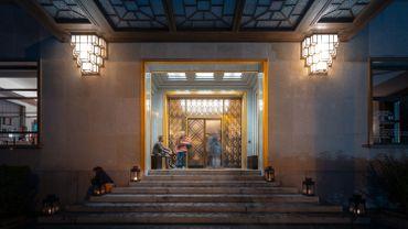 Comme en 2019 (voir photo), la Villa Empain ouvrira ses portes dans le cadre de la Museum Night Fever.