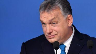 Viktor Orban présente des excuses au CD & V et au cdH qui veulent toujours l'exclure du PPE