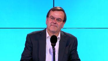 """Willy Demeyer, bourgmestre de Liège: """"Nous n'aimons pas perdre les centres de décision"""""""