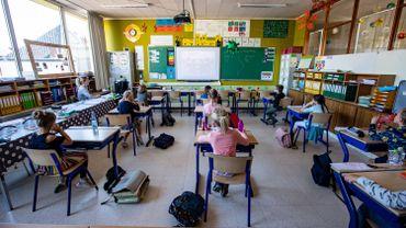 Bruxelles: comment les écoles ont-elles absorbé l'augmentation des élèves?