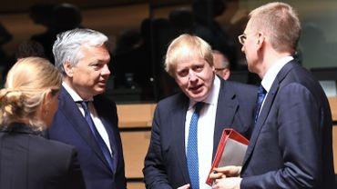 Les ministres européens des Affaires étrangères sont réunis à Luxembourg